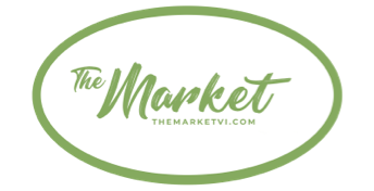 A logo of The Market VI